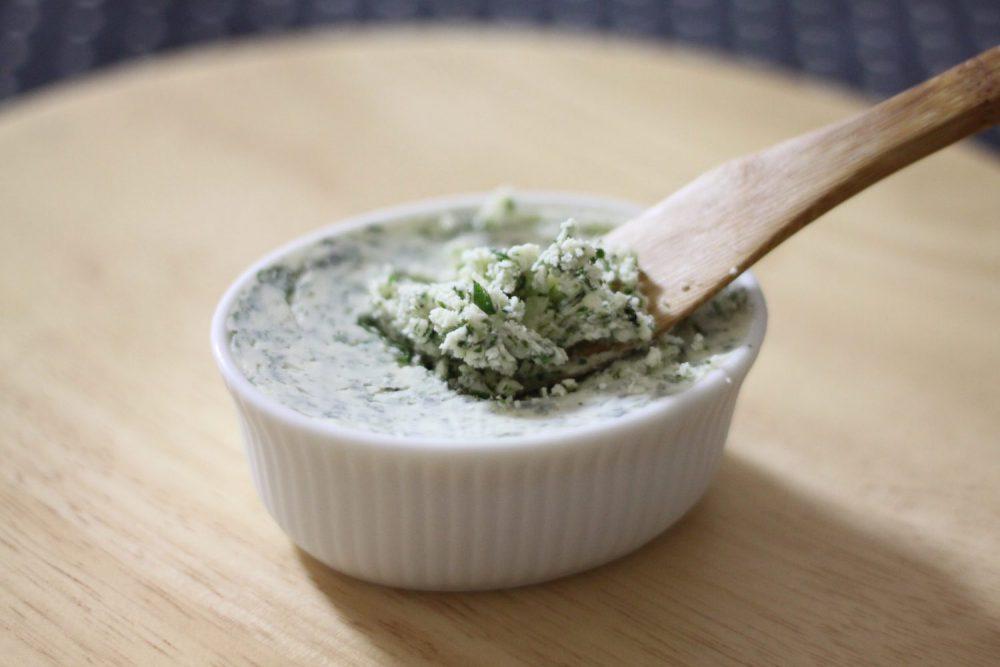 作り置きしておくととっても便利な大葉レシピ!大葉レモンバター