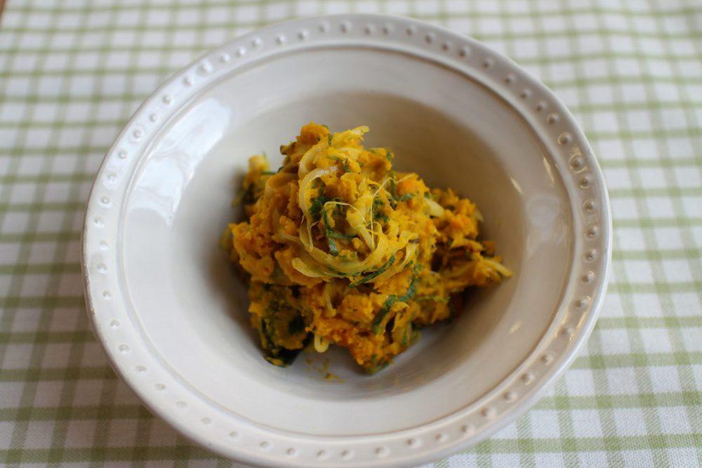 大葉と南瓜のサラダ 大葉レシピ