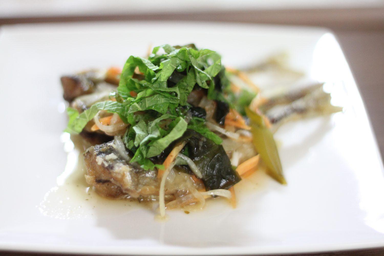 豆 アジ 南蛮 漬け レシピ