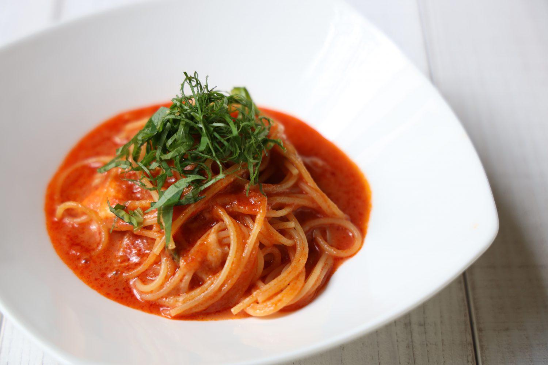 大葉トマトソースのスパゲッティ 大葉レシピ
