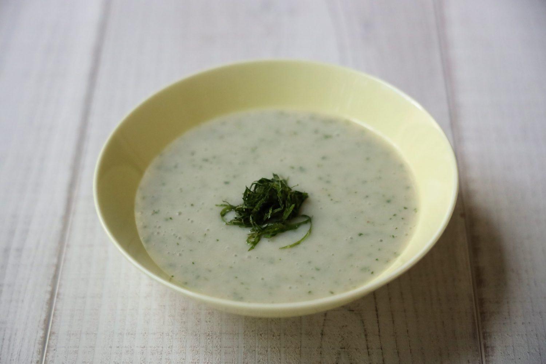 里芋と大葉のポタージュ 大葉レシピ