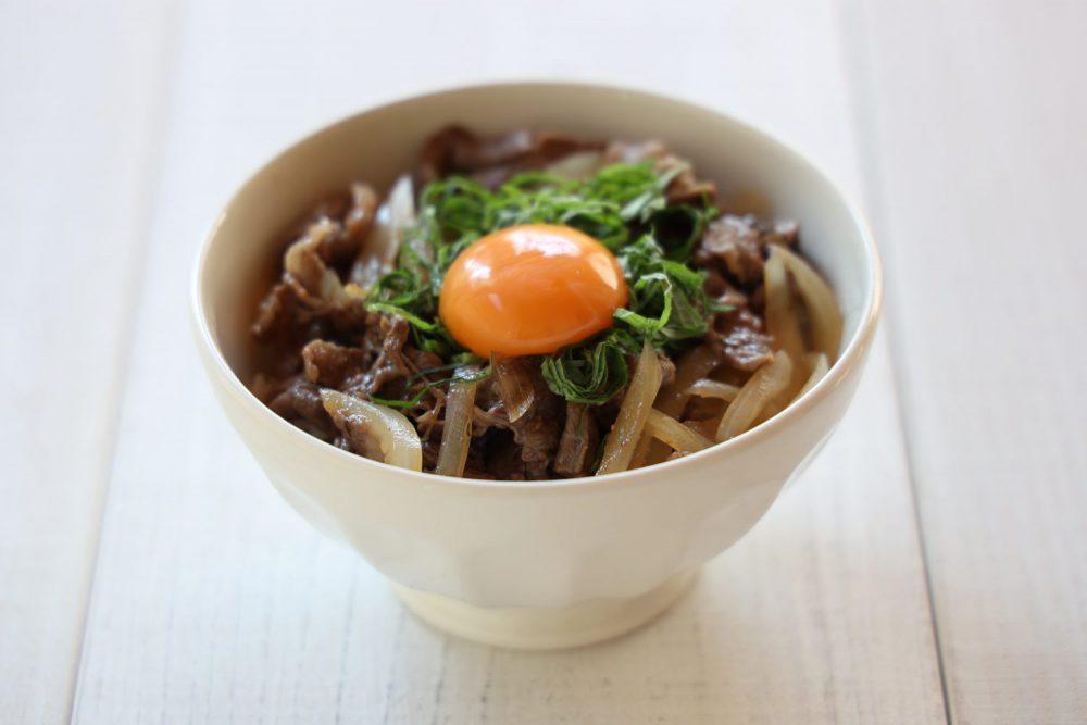 大葉ドレッシング牛丼 大葉レシピ