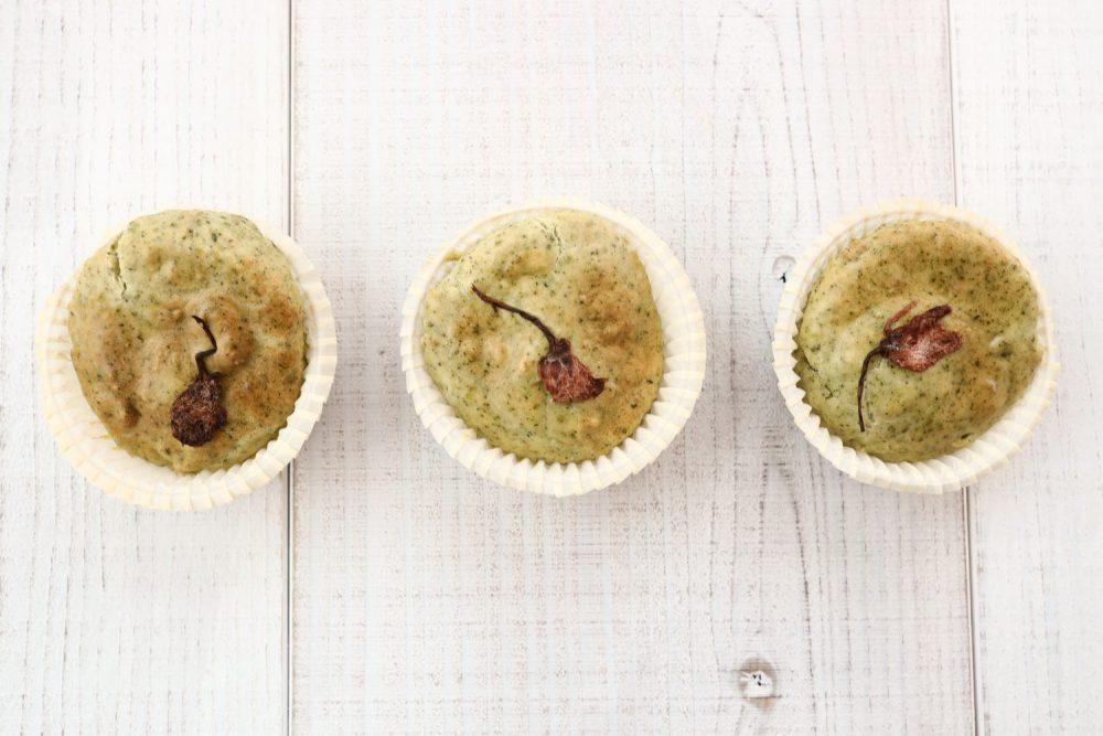 大葉と桜のスコーン 大葉レシピ