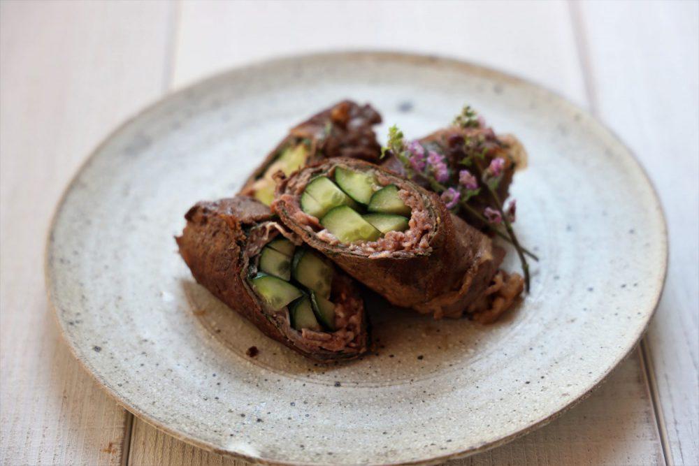 きゅうりの大葉肉巻き 大葉レシピ