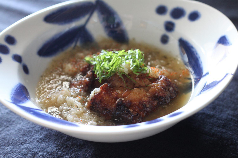 サバ竜田揚げピリ辛おろし煮 大葉レシピ